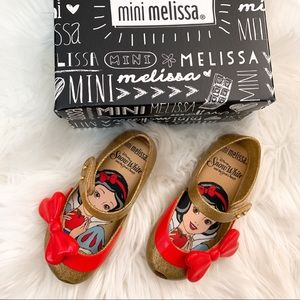 Mini Melissa Toddler Girl Sandal